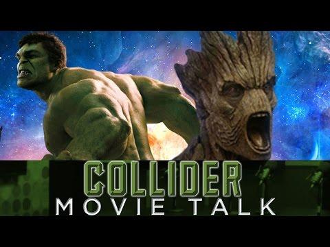 Groot Vs The Hulk Coming Says Vin Diesel - Collider Movie Talk