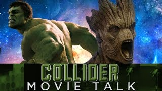Groot Vs The Hulk Coming Says Vin Diesel - Collider Movie Talk