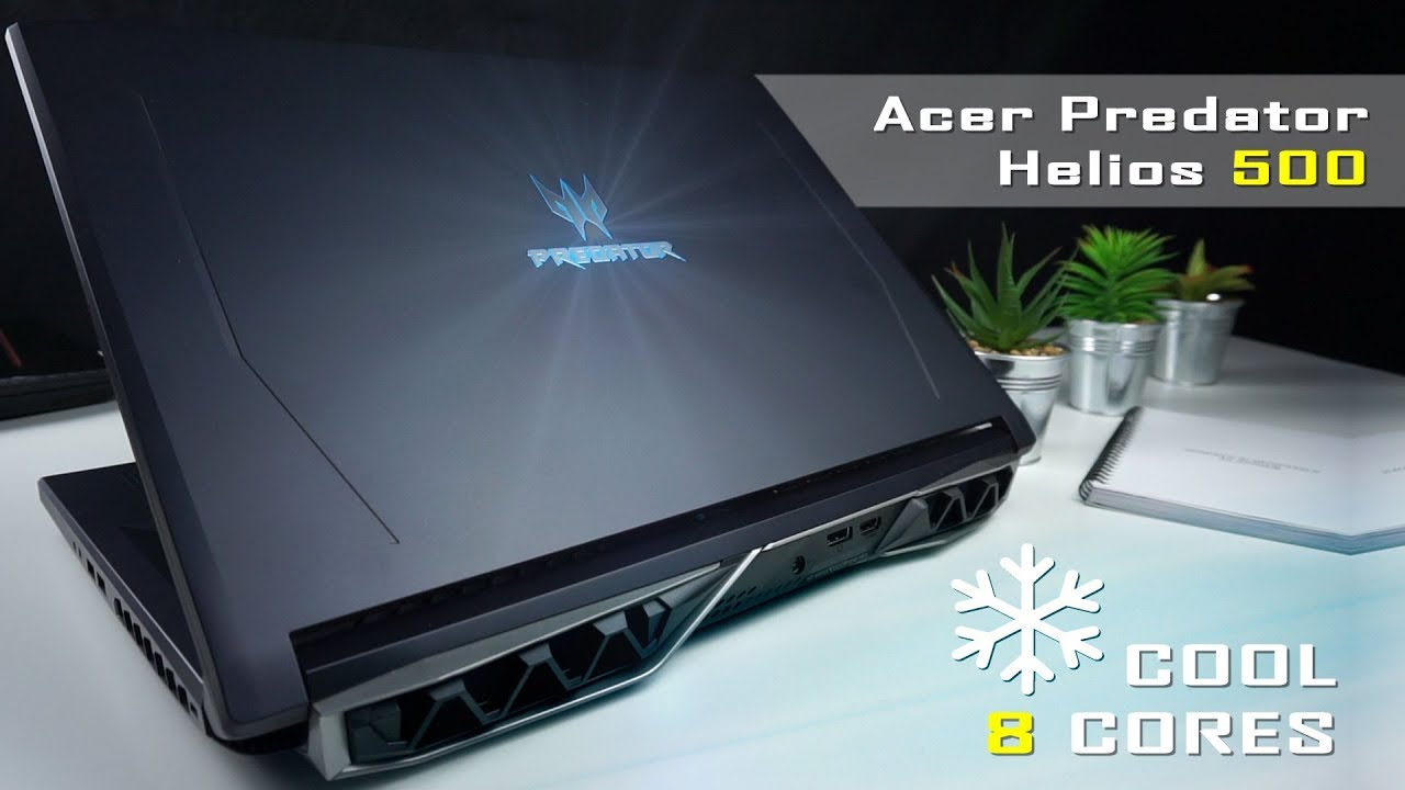 Acer Predator Helios 500 Review & Comparison || Vega 56 / Ryzen 7 2700 /  8-Core Acer Helios 500 AMD