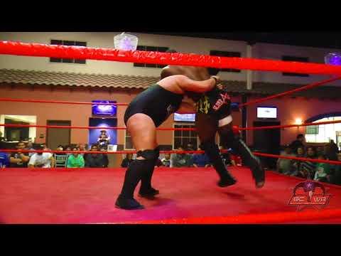 Gulf Coast Wrestling Alliance: Andy Dalton vs Inspire Pro Prestige Champion: ACH