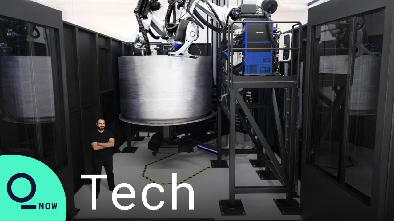 This SpaceX Competitor is Printing its Rockets