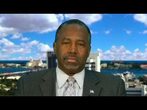 Ben Carson responds to Ted Cruz