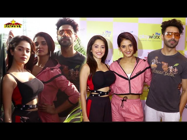 H0T! Nushrat Bharucha Shoot the Episode Of Break A Leg Season 2 With Aparshakti Khurana &ShaktiMohan
