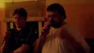 Karaoke-Adolf !