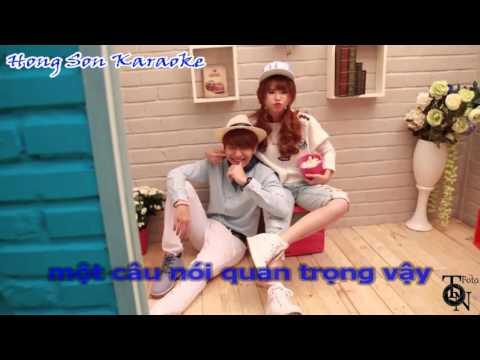 Chuyện Nắng Mưa - Khởi My, Kelvin Khánh Karaoke Beat Chuẩn