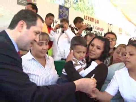 Aplicarán 74 mil vacunas en Semana Nacional de la Salud en Ecatepec