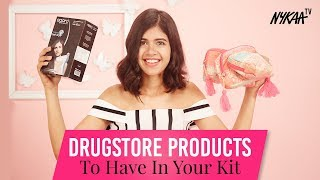 Drugstore Products You Must Have In Your Makeup Kit + Giveaway   Sejal Kumar