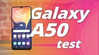 Test du Samsung Galaxy A50 : si BON si FRUSTRANT !