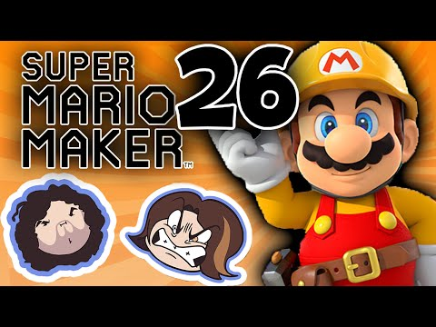 Super Mario Maker: Too Many Mushrooms - PART 26 - Game Grumps