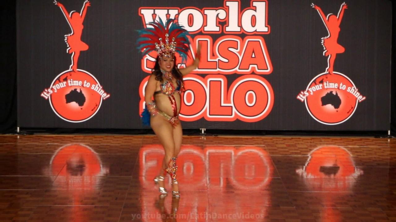 wss & bldf 2016 amateur female samba soloist joy chan - youtube