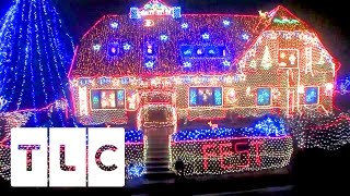 500,000 Christmas Lights | Invasion Of The Christmas Lights