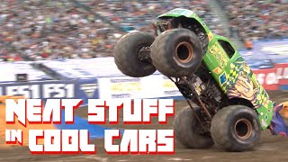 Ever have the dream of becoming a Monster Jam truck driver? We got ...