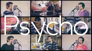 Muse - Psycho // Cover // One Man Band
