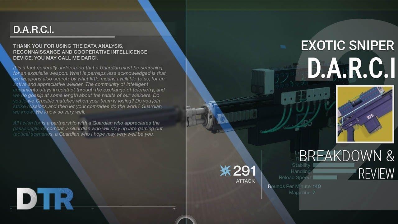 5098fbe3606 Destiny 2  D.A.R.C.I Exotic Review   Breakdown. DestinyTracker