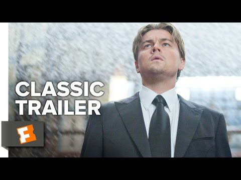 Inception (2010) Official Trailer #1 - Christopher Nolan Movie HD