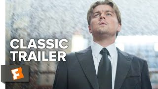 Inception  2010   Trailer #1 - Christopher Nolan Movie Hd