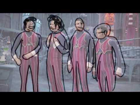 We are number one but all the words are individually reversed