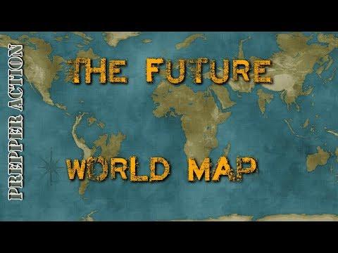 Future World Map