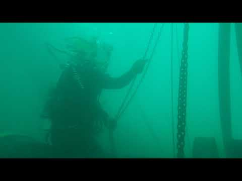 RGD Diving - Spool Installation Abuzar Oil Field in IRAN ( 2/2 )