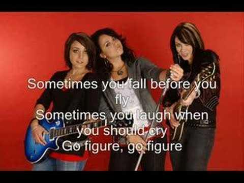 Everlife - go figure ( With Lyrics )