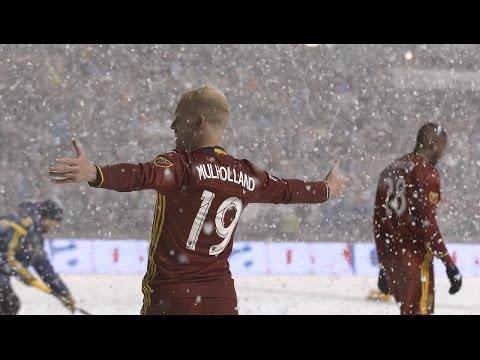 Beyond a midfielder: Luke Mulholland