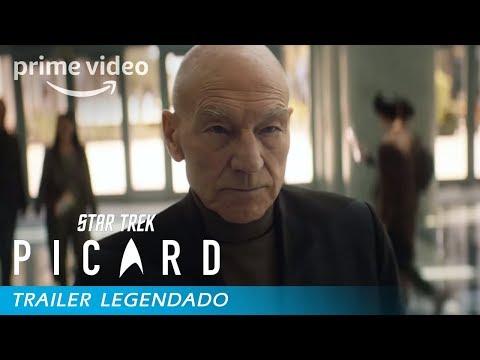 Star Trek: Picard • Trailer Legendado