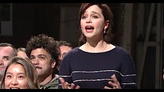 'Game Of Thrones' Castmates Turn Up To Ask 'SNL' Host Kit Harington How It All Ends