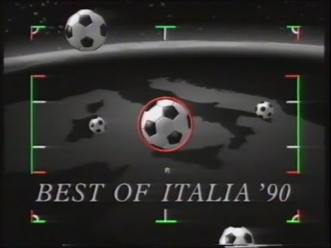 ITV Review of Italia '90 World Cup