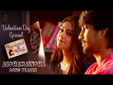 Ardhamaindha Song Teaser - Kittu Unnadu Jagratha Movie - Raj Tarun, Anu Emanual, Arbaaz Khan