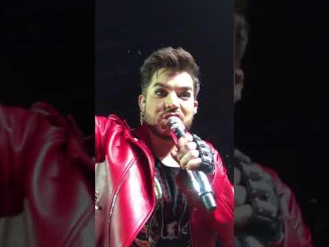 Queen & Adam Lambert Belfast 26.11.17