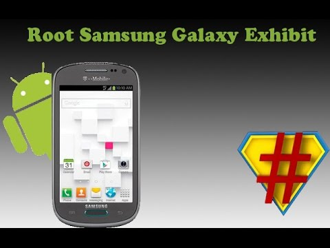 How to Samsung Galaxy Exhibit SGH-T599N Firmware Update (Fix ROM) by