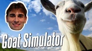 SOU UMA CABRA - Goat Simulator Gameplay!