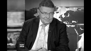 ✅  Tomasz Grzelewski nie żyje. Był rzecznikiem Państwowej Komisji Wyborczej