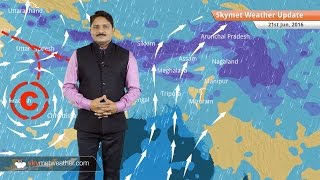 Weather Forecast for June 21: Monsoon covers Mumbai, Maharashtra; Rain in Delhi, Punjab, Haryana