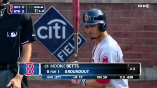 New York Mets   Boston Red Sox 29 08 15