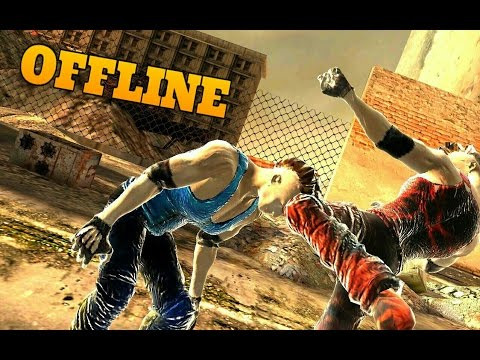 Top 24 Offline Fighting Games For Android & IOS