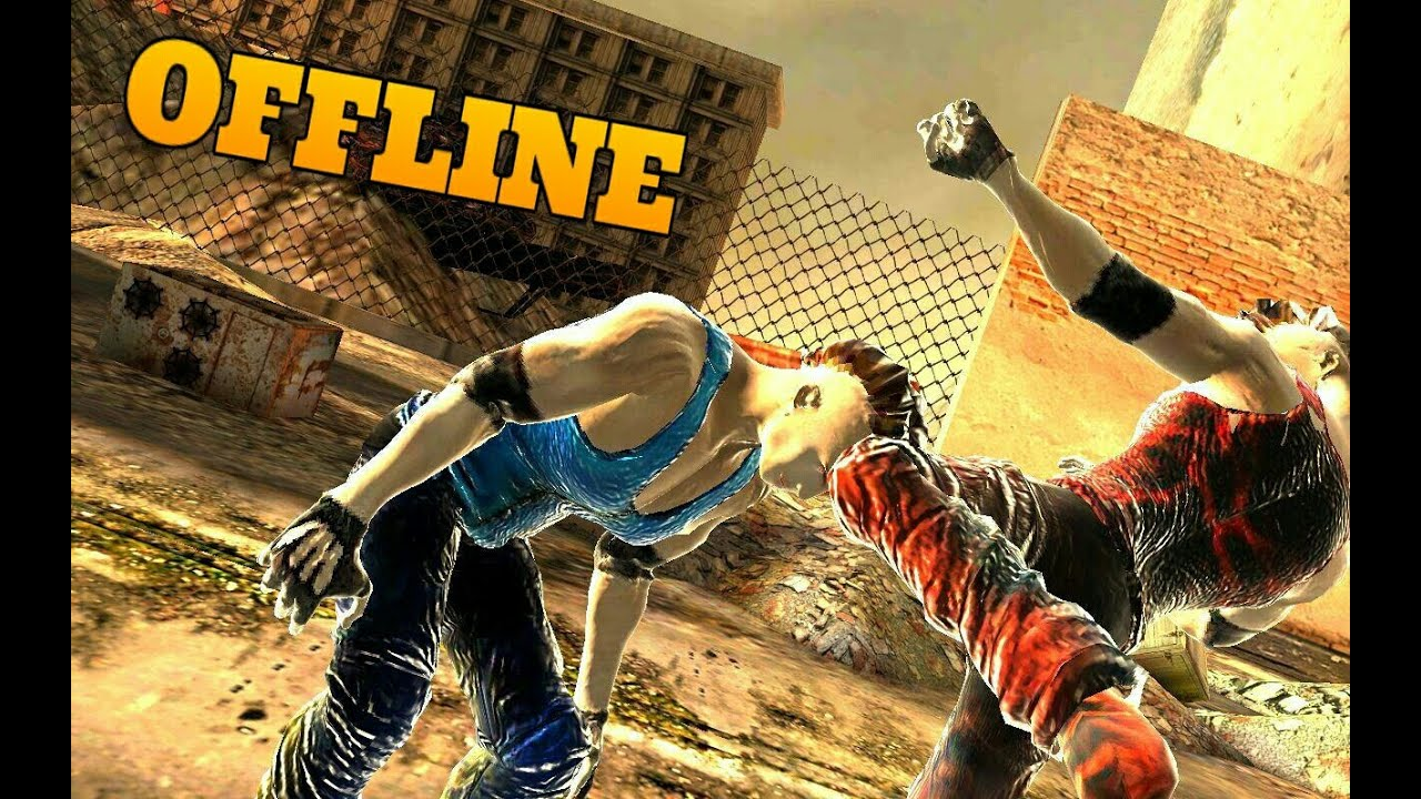 Top 24 Offline Fighting Games For Android Ios Youtube