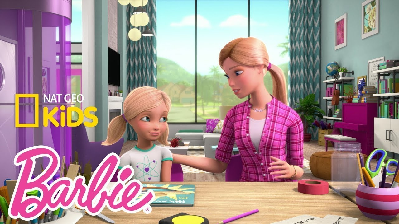Fun Animal Facts with Chelsea with Barbie® National Geographic Dolls | Nat Geo Kids