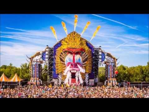Mysteryland 2016 -  Q-Dance Warm Up Mix