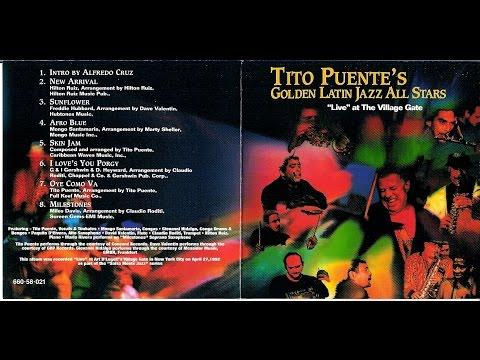 Tito Puente's Golden Latin Jazz All Stars - Live At The Village Gate