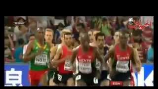 مخلوفي يحل ثانيا ويتأهل إلى نهائي سباق 1500 متر