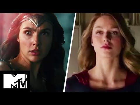 Justice League Movie | Deleted Scenes | Cast Reveal Faves & Sequel Ideas | MTV Movies