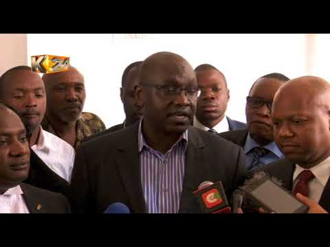High Court orders IEBC to include Dr. Ekuru Aukot in the ballot