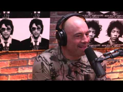"Joe Rogan on Kanye West and Yeezy's ""The Rapper world is a strange world"""