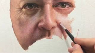 Real-time painting: Hyperrealistic Art - Millani