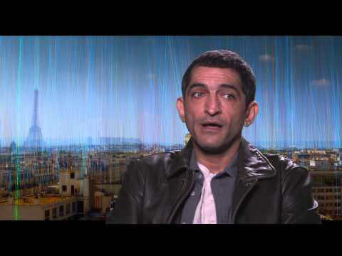 Lucy: Amr Waked