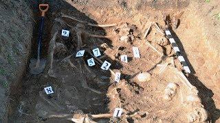 Раскопки в полях Второй Мировой Войны Фильм 32/Excavation in fields of World War II the Film 32
