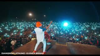 Diamond Platnumz - LIVE SHOW IN GUINEA BISAU
