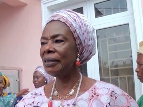 Felicia Alake George-Adelabu (Eyeshorun of Ado-Ekiti)