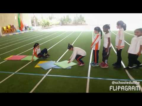 Sports Day Girls- Eduline International School